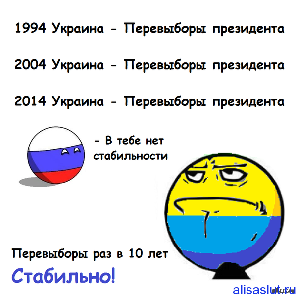 украина кантриболы